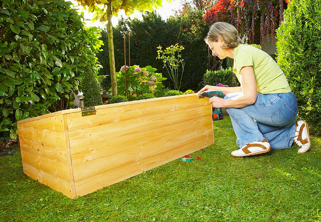 Cold frame building instructions